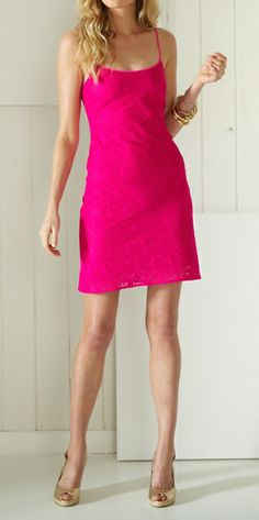 Lilly Pulitzer Dellaria Strappy Tank Dress