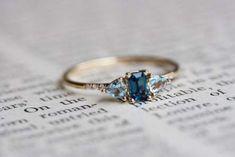 Wedding Rings Blue Topaz Diamonds 65+ Super Ideas