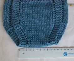 Blog Abuela Encarna Knitting Stitches, Baby Knitting, Baby Pants Pattern, Ravelry, Knitted Hats, Baby Kids, Rompers, How To Make, Adele