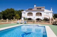 Alquileres turísticos en #Calpe en la #CostaBlanca Villas con WIFI  http://www.calperent.com/