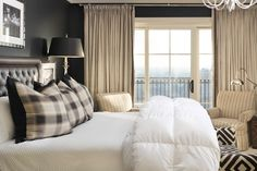 127 Best Black, gray and cream bedroom ideas images | Home ...