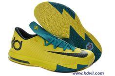 kd 11 yellow