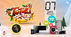 7 Days to go!!! The biggest #sale ever will happen. Hit the like button if you are ready.