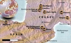 Billedresultat for lascaux cave