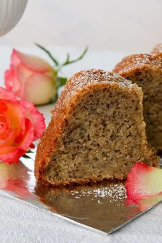 Sweet Recipes, Cake Recipes, Food N, Meatloaf, Banana Bread, Biscuits, Goodies, Barbie, Cakes