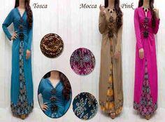 Dress Maxi E427