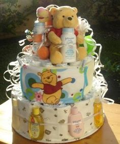 winnie the pooh baby shower… I would Love this theme for a shower! winnie the pooh baby shower… I would Love this theme for a shower! Baby Shower Diapers, Baby Shower Cakes, Baby Shower Themes, Baby Boy Shower, Baby Shower Gifts, Baby Gifts, Shower Ideas, Shower Tips, Diaper Shower