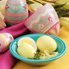 German-Style Pickled Eggs Recipe Wonder if it's similar to a Red Beet Egg?