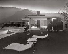 Neutra, Kaufmann House, Palm Springs, 1947