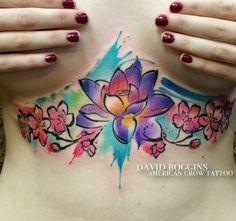 101 Charming Underboob Tattoos Designs for Women Underboob Tattoo, Forearm Tattoos, Body Art Tattoos, Tattoo Girls, Girl Tattoos, Tattoo Life, Tattoo Designs For Women, Tattoos For Women, Aquarell Tattoos