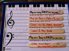 Piano Lesson Plan #pianolessons