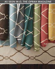 Bogart Flat-Weave Wool Rug
