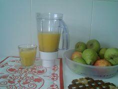peq. almoço|breakfast suco de melão com manga