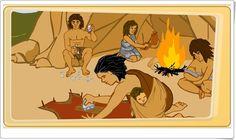 La vida en la Prehistoria (Librosvivos S.M.)