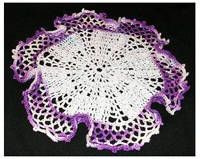 Patterns for crochet thread