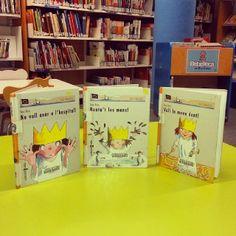 Avui a #llegimplegats llegirem sobre emocions amb els #llibres de Tony Ross de la co.lecció Els Pirates de El Vaixell de vapor #cambrils #igerscambrils #bibliotecacambrils #bibliotequescat #quèfemabibliocambrils #quèfemalesbiblios @rosanaandreu