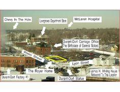 My Mother And General Motors Birthplace Genesee County Flint Michigan Michigan Usa
