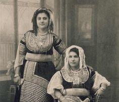 Jeunes filles juives de Tétouan (Maroc) | Cercle de Généalogie Juive