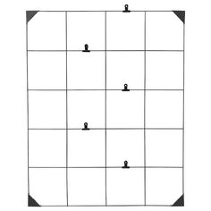 IKEA - SÖSDALA, Memo board with clips, black, On this memo board you can display notes, papers and other things that you need to remember and keep track of ― perfect for places like the kitchen or a hallway. Desk Paper Organizer, Paper Organization, Organizing, Memo Boards, Ikea Foto, Kallax Shelf Unit, Letter Tray, Frames, Messages