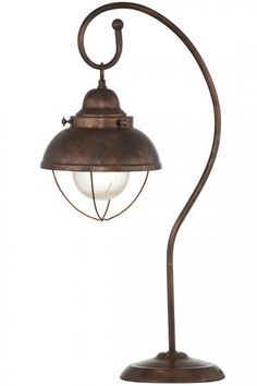 Alleghany Table Lamp Try Metal Table Lamps for Industrial Chic Appeal   Item # 23769