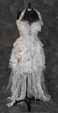 Renaissance Fairy Clothing   ... fairy dress wedding gown bride bridal customizable renaissance costume