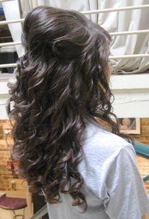prom hair? :)
