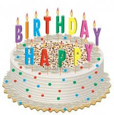 Hoy ha sido mi cumpleaños, 10 de marzo. He estado vivo durante 50 años. Me he vuelto viejo!
