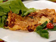 Recetas | Omelette caprese | Utilisima.com