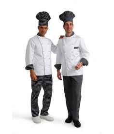 PAGAMENTO ANCHE ALLA CONSEGNA Giacca Cuoco Uomo Mod. DE LUXE