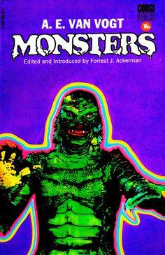 A.E. Van Volt - monsters