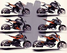 Summation of all my work as a student. Ktm Duke, Bike Sketch, Car Sketch, Concept Motorcycles, Cool Motorcycles, Motorbike Design, Bicycle Design, Custom Cycles, Custom Bikes