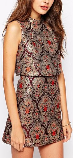 barroque dress