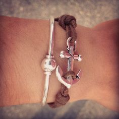 Anchor Bracelets by AnchorsforOrphans on Etsy, $5.00