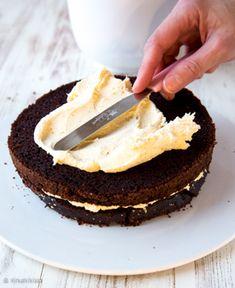 Paahdettu voikreemi Cheesecake, Baking, Desserts, Food, Tailgate Desserts, Deserts, Cheesecakes, Bakken, Essen