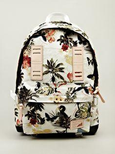Master-piece x Nowartt Collaboration Series Backpack