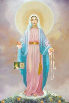 Religious Art, Divine Mother Usa, Our, Blessed Virgin Mary