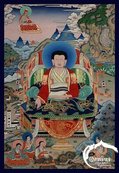 Marpa the Translator… a Tibetan Buddhist teacher credited with the transmission of many Vajrayana teachings from India, including the teachings and lineages of Mahamudra. Due to this, the Kagyu lineage, which he founded, is often called Marpa Kagyu in his honour.