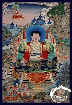Marpa the Translator ❦ http://buddhabe.tumblr.com/image/35448351095