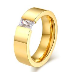 Find More Rings Information about Wedding Rings for Women Men Austrian Crystal Stone Stainless Steel Gold & Black CZ diamond Ring Jewelry Wholesale,High Quality jewelry earing,China jewelry box ring Suppliers, Cheap ring jewelry making from NFS Jewelry on Aliexpress.com