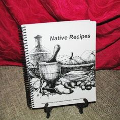 """Virgin Island Cookbook """"Native Recipes"""" by TheBookE on Etsy"""