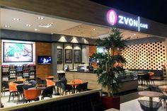 Uni-Ka chairs at Zvon Cafe, Braila, Romania. Hospitality, Interior, Design, Seating, Furniture, Dining, Restaurant.