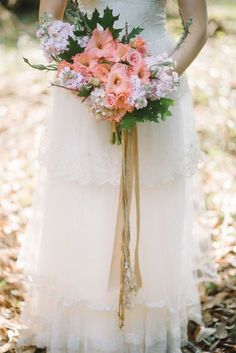 A post-wedding wild hearts love shoot filled with whimsy and natural beauty // photo by Jessi Field Photography: http://www.iamjessifield.com    see more on http://www.artfullywed.com