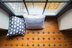 Оригинальный дизайн квартиры с горкой в Харькове | Фото двухуровневой квартиры от украинских дизайнеров