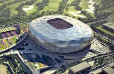 The preparation for the FIFA World Cup championship in 2022 which will take place in Qatar led to the creation of some of the most innovative stadiums and there are plenty of sports arenas being built throughout the globe so … Continue reading → World Cup 2022, Football Stadiums, Football Gif, Sports Stadium, Sustainable Practices, Futuristic City, Deconstruction, Urban Planning, Architect Design