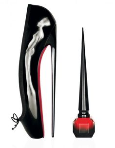 Quelle accro au vernis n'a jamais rêvé de pouvoir porter sur ses ongles le rouge feu des mythiques semelles Louboutin ? http://www.elle.fr/Beaute/News-beaute/Manucure/Le-rouge-Louboutin-bientot-sur-nos-ongles-2737409