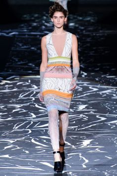Missoni Fall 2015. See all the best runway looks from Milan Fashion Week: