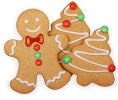 Cómo hacer galletas navideñas de jengibre | Recetas para niños