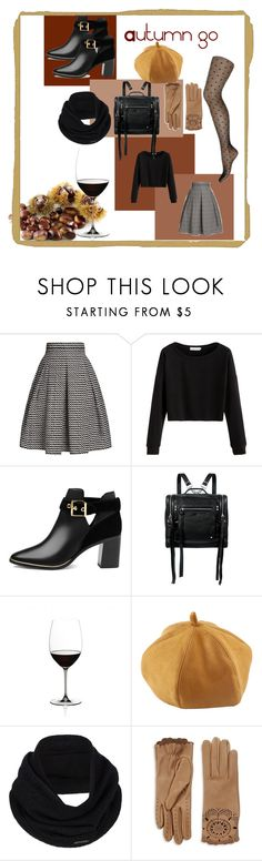 """""""Strong autunm"""" by ritaferrante ❤ liked on Polyvore featuring Rumour London, Ted Baker, McQ by Alexander McQueen, prAna, Gerbe and Burberry"""