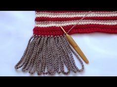 Crochet Chain Tassels by Crochet Hooks You