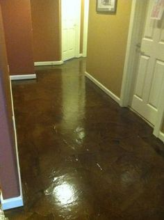 www.paper bag flooring | Paper Bag Floors